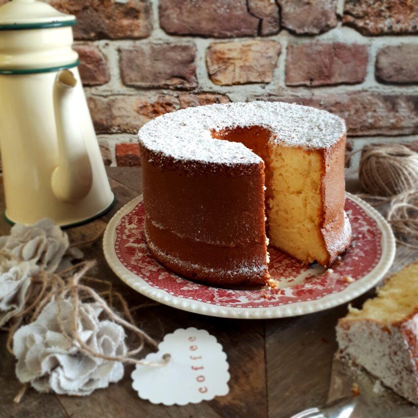 La Chiffon Cake di Barbara